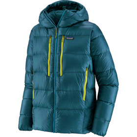 Patagonia Fitz Roy Down Hoody Men, crater blue